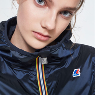 KWAY DONNA – SOPHIE DOUBLE DROPS – Blu