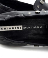 Picture of Chiarini - 396 nero borchie -
