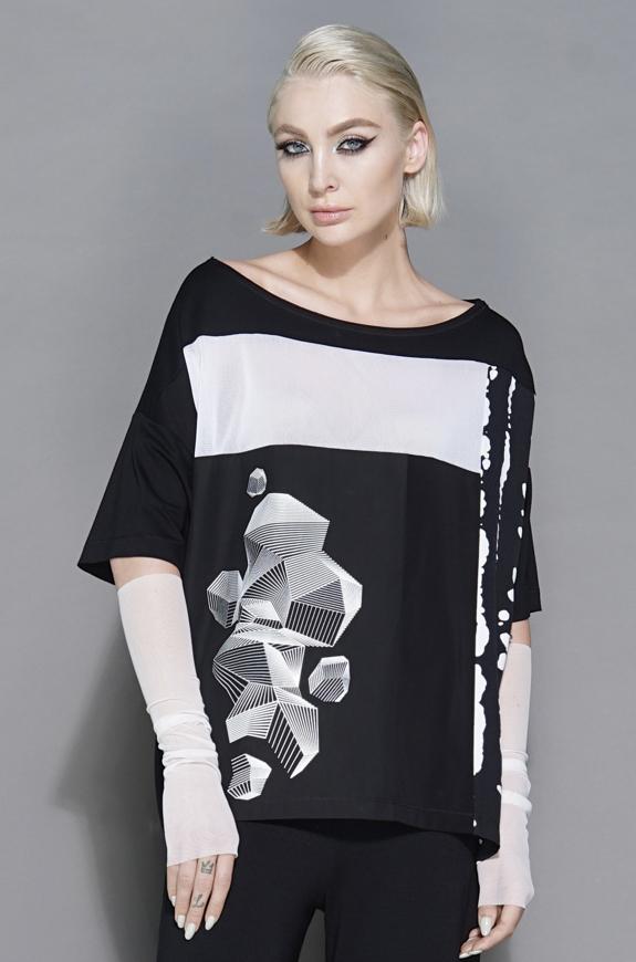 Picture of T-shirt URBI   - XD FASHION DESIGN