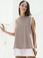 Picture of Camicia smanicata/Top TASSO - Trebarrabi