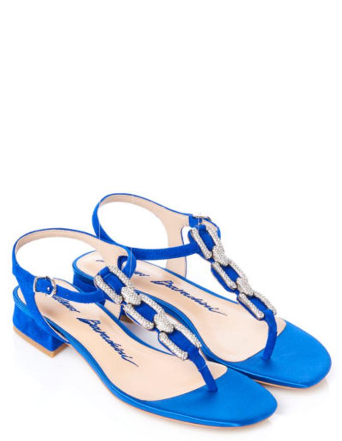 Immagine di Luciano Barachini - Sandalo gioiello EE701A
