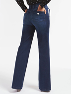 Jeans palazzo Guess
