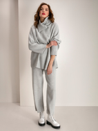 Picture of Pantalone in maglia - Maria Bellentani 2120