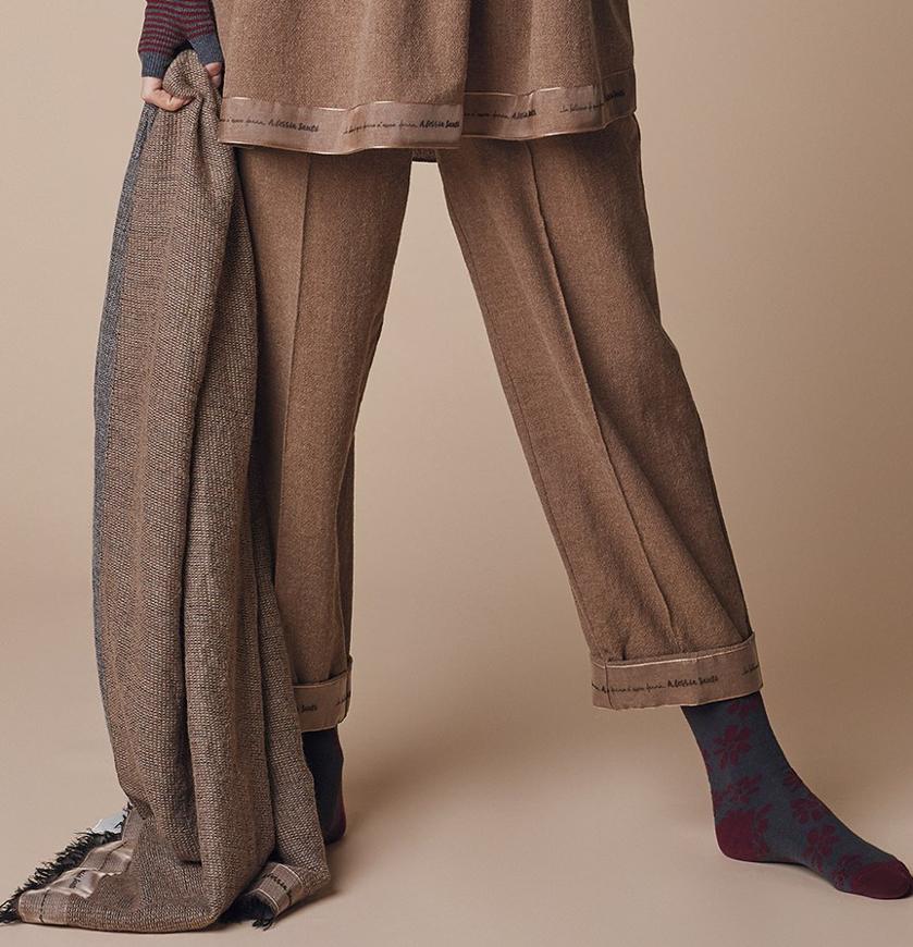 Picture of ALESSIA SANTI 021SD25037 - Pantalone
