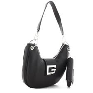 Picture of Guess HWVY7580030 -HOBO BRIGHTSIDE TRACOLLA  nero