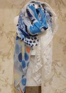 Picture of Foulard FEDERICA B - PEZZI UNICI - FB014