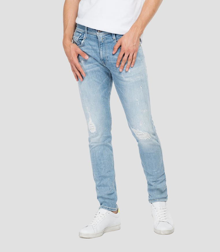 Picture of Jeans REPLAY ANBASS AGED ECO 20