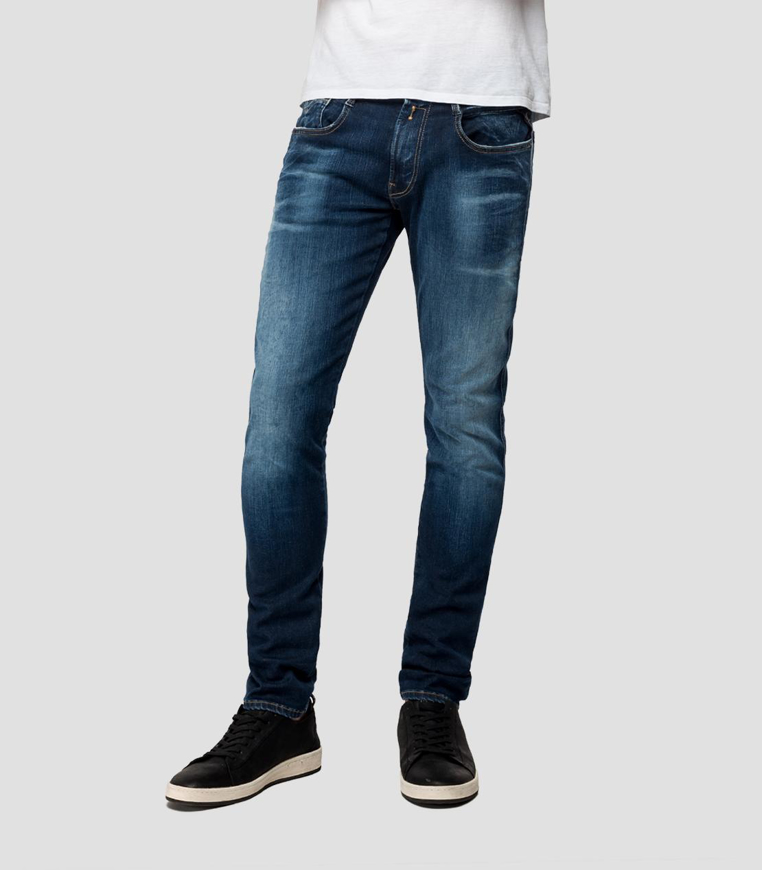 Picture of Jeans REPLAY ANBASS HYPERFLEX RE-USED