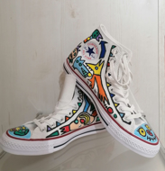 Picture of Converse M9160C - Chuck Taylor All Star Classic High Top