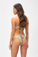 Picture of Bikini fascia e slip nodi brasiliano regolabile Frou Frou Roam. 1549U