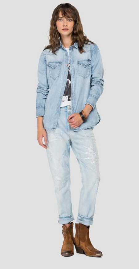 Picture of Camicia Replay W2056