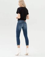 Immagine di Jeans BETTY CROPPED SHAPE UP   - Fracomina